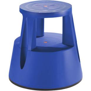 Sgabelli con rotelle in plastica antirottura m67264 kaiser kraft italia - Sgabelli in plastica per bagno ...