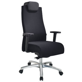 operator drehstuhl belastbar bis 150 kg m74907 kaiser kraft sterreich. Black Bedroom Furniture Sets. Home Design Ideas