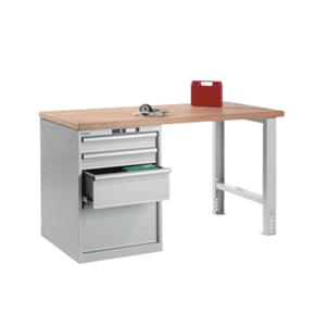 werkbank komplett buche multiplex arbeitsplatte m90601 gaerner deutschland. Black Bedroom Furniture Sets. Home Design Ideas