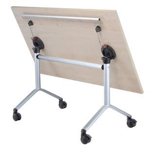 table pliante roulante m60923 frankel france. Black Bedroom Furniture Sets. Home Design Ideas