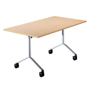 Table pliante roulante m60923 frankel france - Table roulante pliante ...