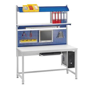 Table d 39 tabli r glable en hauteur m1080901 gaerner france - Table de travail reglable en hauteur ...