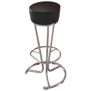 Tabouret de bar m1006824 gaerner france for Table et tabouret bar