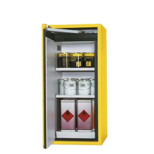 8e09f488340 Type 90 hazardous goods storage cupboard