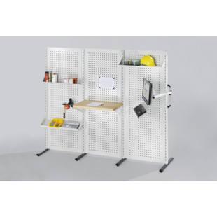 Sistema industrial de paredes separadoras m1002439 for Paredes separadoras