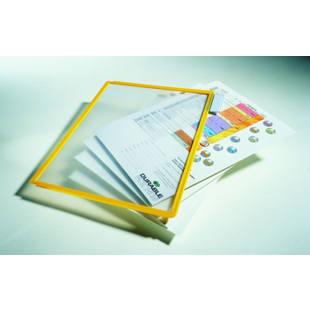 Pochette Transparente Avec Cadre Plastique M10702 Frankel France