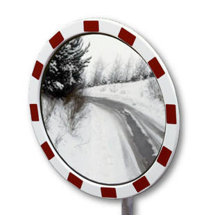 miroir de circulation en verre acrylique m1027641 frankel france. Black Bedroom Furniture Sets. Home Design Ideas