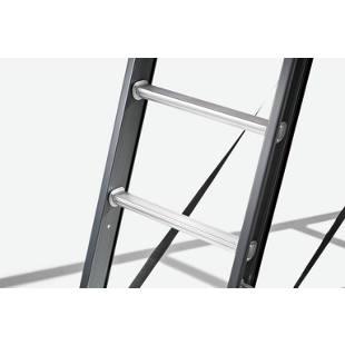 mehrzweckleiter alu beschichtet m1035679 gaerner sterreich. Black Bedroom Furniture Sets. Home Design Ideas