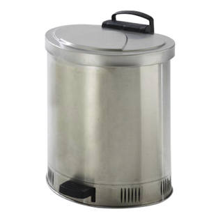 Poubelle de s curit avec couvercle fermeture - Couvercle pour poubelle automatique ...