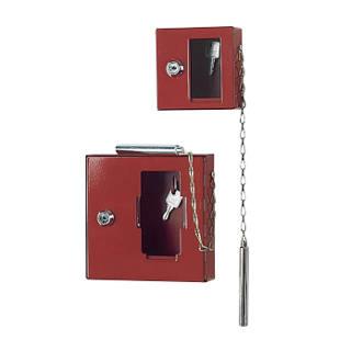 Cassetta con lastra di vetro per chiavi di sicurezza - Chiavi di sicurezza ...