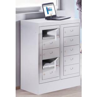 armoire pour ordinateurs portables m1028030 gaerner france. Black Bedroom Furniture Sets. Home Design Ideas