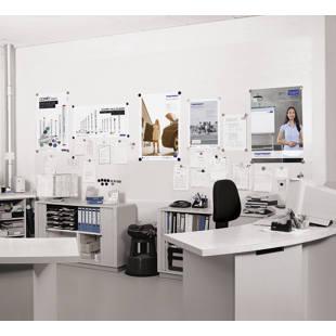 magnetowand set mit zubeh r m1031416 kaiser kraft sterreich. Black Bedroom Furniture Sets. Home Design Ideas
