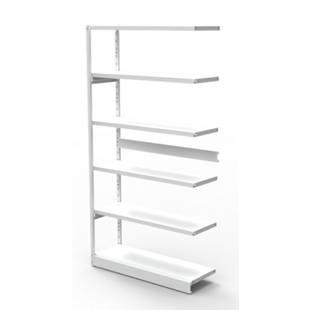 b ro steckregal ohne r ckwand m6797 kaiser kraft schweiz. Black Bedroom Furniture Sets. Home Design Ideas