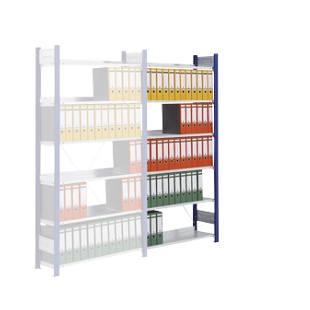 ordner steckregal ohne r ckwand m11074 kaiser kraft. Black Bedroom Furniture Sets. Home Design Ideas