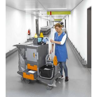 Sanit Rbedarf M Nchen kunststoff reinigungswagen m1137359 kaiser kraft österreich