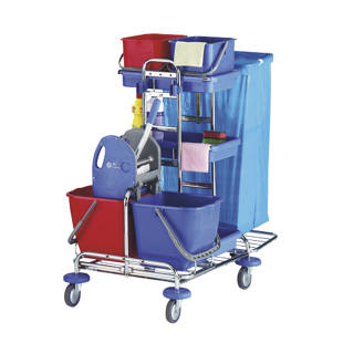 Sanit Rbedarf reinigungswagen m12252 kaiser kraft schweiz