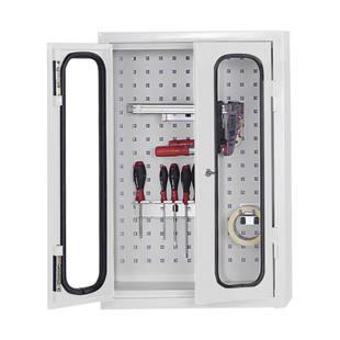 Werkzeug hangeschrank mit sichtfenster m90432 gaerner for Küchenh ngeschr nke mit glastüren