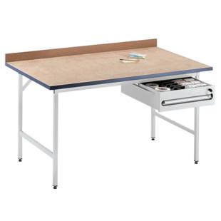 Tavolo da lavoro regolabile in altezza m90494 kaiser kraft italia - Tavolo regolabile in altezza ...