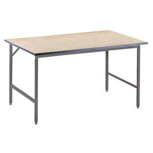 Tavolo da lavoro regolabile in altezza m90496 kaiser kraft italia - Tavolo regolabile in altezza ...
