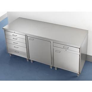 edelstahl arbeitsplatte m1036249 gaerner sterreich. Black Bedroom Furniture Sets. Home Design Ideas