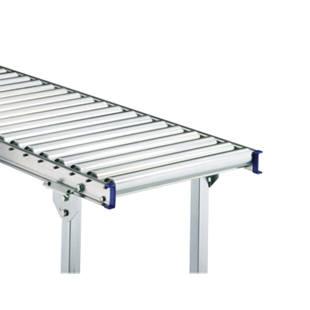 Vía de rodillos ligera, marco de acero con rodillos de acero galvanizado - M10452 KAISER+KRAFT España