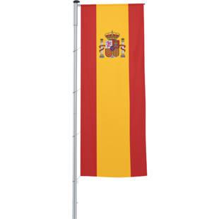 Vlajka pro svislé zavěšení - M2492163 KAISER+KRAFT Česká