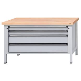 werkbank mit xl xxl schubladen m1000353 kaiser kraft sterreich. Black Bedroom Furniture Sets. Home Design Ideas