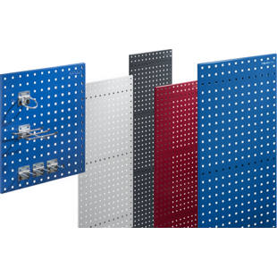 lochplatte aus stahlblech 9 2 x 9 2 mm lochung m7019. Black Bedroom Furniture Sets. Home Design Ideas