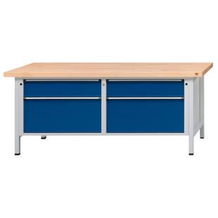werkbank mit xl xxl schubladen m1000369 kaiser kraft schweiz. Black Bedroom Furniture Sets. Home Design Ideas