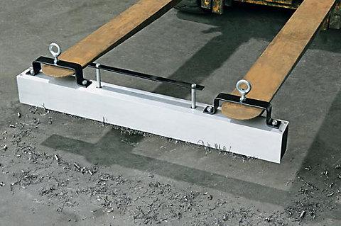 Magnetbesen F R Stapler Aufnahmekapazit T 80 Kg