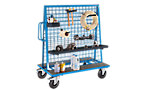 Tool and supplies trolleys