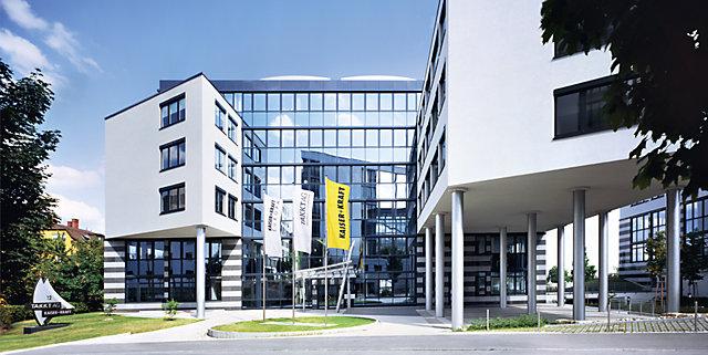 Hauptgebäude Standort Stuttgart