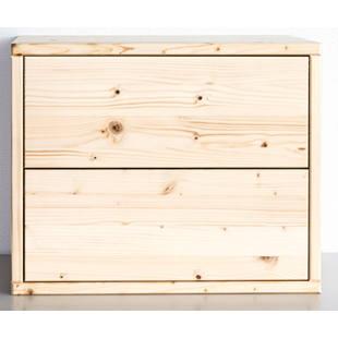 bloc tiroirs en bois m1033124 frankel france. Black Bedroom Furniture Sets. Home Design Ideas