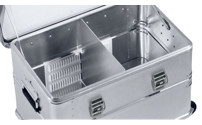 Aluminium combination box divider set