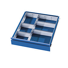 for drawer height 60 + 90 mm
