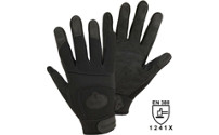 Handschuhe BLACK SECURITY