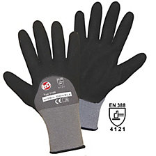 Handschuhe NITRIL DOUBLE GRIP