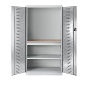 armoire outils avec perforations m1255989 frankel france. Black Bedroom Furniture Sets. Home Design Ideas