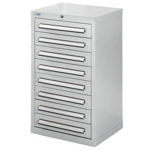 armoire tiroirs coulissant sur glissi res m1014443. Black Bedroom Furniture Sets. Home Design Ideas