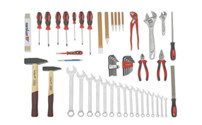 Assortiment d'outils GEDORE red
