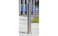 Stainless steel bollard