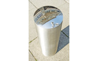 XL stainless steel bollard