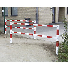 Gate barrier