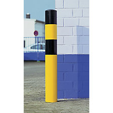 Crash protection bollard