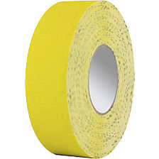 Floor marking tape, suitable for forklift trucks