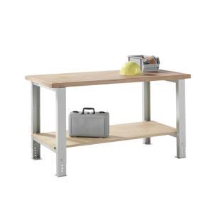 werkbank komplett buche multiplex arbeitsplatte m90598 gaerner deutschland. Black Bedroom Furniture Sets. Home Design Ideas