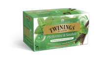 TWININGS menta / liquirizia