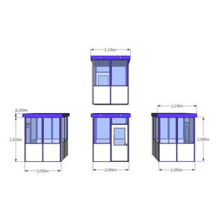 bureau d 39 atelier remplissage des cloisons angles. Black Bedroom Furniture Sets. Home Design Ideas