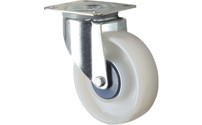 Nylon wheel, white