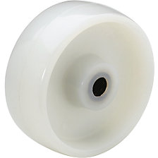Nylon wheel, shatter proof